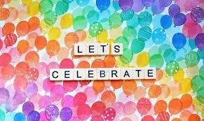 Let's Celebrate – BRW Academy Blog